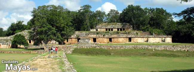Labná in the Yucatán