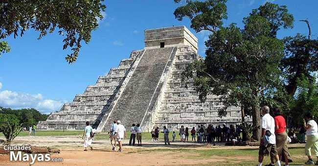 Chichen Itzá maravilla del mundo