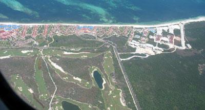 Transportes aéreos por la Ruta Maya: vuelos comerciales y turísticos