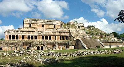 Sayil en Yucatán