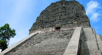 Tikal Ciudad de las Voces
