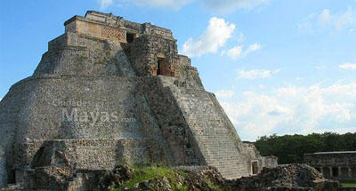Uxmal in Yucatán