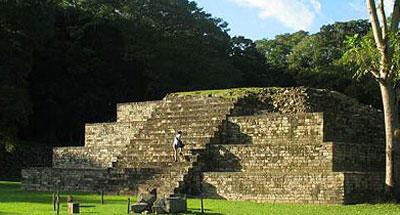Copán in Honduras