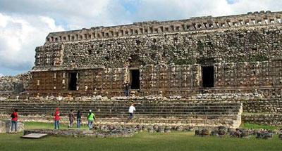 Kabáh in the Yucatán