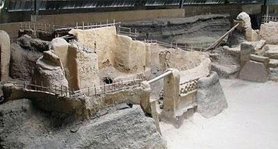 Ceren como la Pompeya de los Mayas