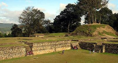 Iximché en Tecpán