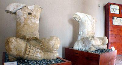 Ixkún: Museo Regional del Sureste de Petén